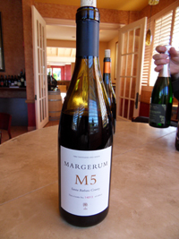 Margerum M5 Rhone Style Red