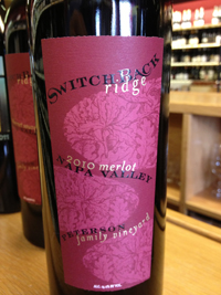 2010SwitchbackMerlot